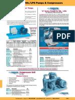 NH3 Compressor Unit