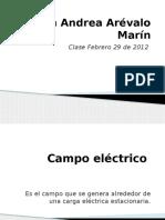 Campo Eléctrico - Magnetico
