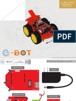 4x4 Ebot Assembly Manual With Board and Battery