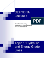 CEHYDRA Lecture 1 Presentation Notes