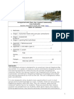 dumoulin lisa  2016  our coastal community integrated unit plan