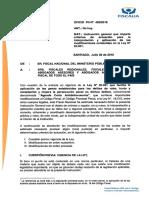 Oficio 402-2016 IG Agenda Corta