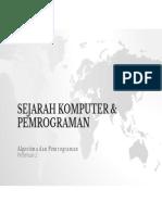 Sejarah Komputer & Pemrograman.pdf
