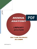 Urinary System Modul Anatomy.yudaherdantoproduction
