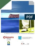 El Producto Turistico Golf Mediterraneo
