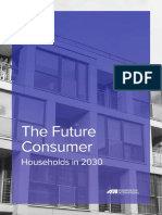 Future Consumer Households 2030