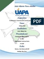 Trabajo Final - Fundamentos Y Estructura Del Currículo Dominicano