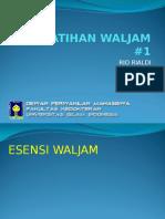 PELATIHAN WALJAM