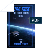 Star Trek- Four Years War