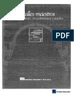 Detalles Maestros - ArquiLibros - AL