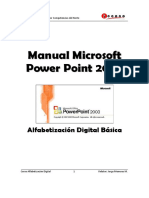 Manual Power Point 2003