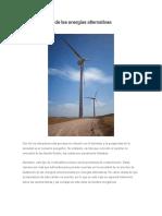 La importancia de las energías alternativas.docx