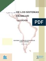 Determinantes de Salud 2008