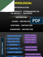 I - II - Semiologia - Historia Clinica