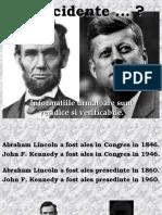 Coincidente Ale Istoriei