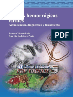 Vicente Peña - Fiebres Hemorrágicas Virales - Libros Médicos PDF UMSNH