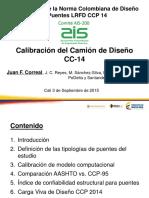 2. Calibración Del Camión de Diseño CC - 14 - Juan Francisco Correal (1)