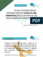 El Impacto de la Validacion de Sistemas Criticos en la Calidad de los Medicamentos Homeopaticos.pdf