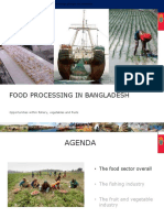 Food Processing in Bangladesh