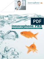 innovaphone PBX Broschure Large Companies and Branch Enterprises 2010 07