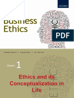 Chapter1 - Ethics and Its Conceptualization in Life
