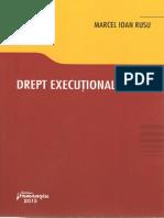 Drept Executional Penal de Marcel Ioan Rusu 2015
