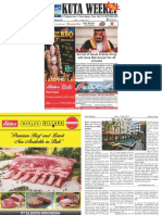 "Kuta Weekly - Edition 532 ""Bali's Premier Weekly Newspaper"""