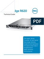 Dell Poweredge r620 Technical Guide