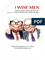 Two Wise Men - Stories for Children Inspired From the Wit and Wisdom of Warren Buffett and Charlie Munger (Safal Niveshak)