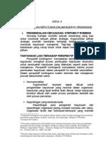 JUDUL II Pengambilan Keputusan Dalam Budaya Organisasi