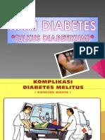 Penyuluhan Prolanis Kaki Diabetes