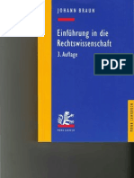 Eine Basisliteratur zum Recht