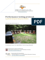 SMARTBEES Protocol Performance Testing