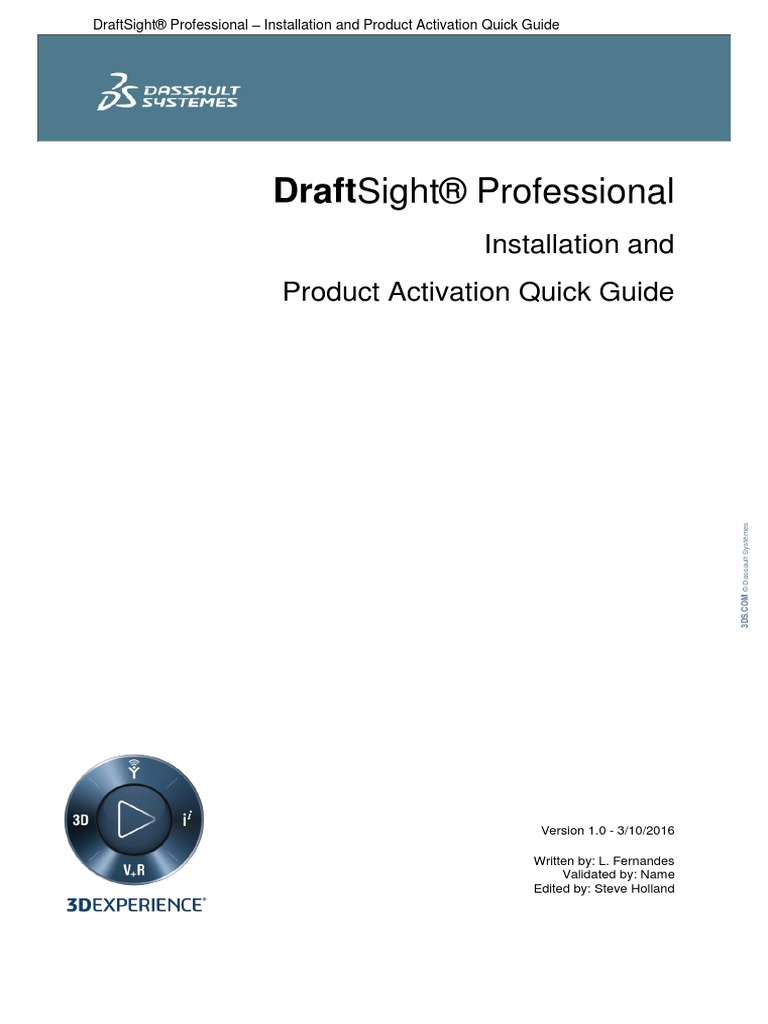 draftsight 2017 activation crack