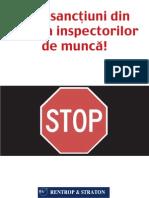 Fara Amenda Din Partea Inspectorilor de Munca