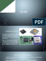 Xilinx Presentation