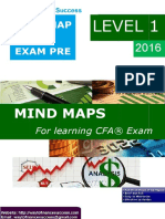 FREE MIND MAPS LEVEL 1- 2016 (CFA EXAM PRE)