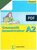 A1-B1 - Schritte Uebungsgrammatik