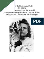 El Cine Nazi de Leni Riefenstahl