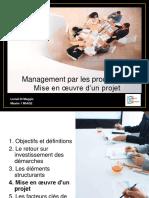 Management par le processus - Mise en oeuvre d'un projet.pdf