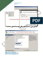 Log in to a Windows Server via Remote Desktop