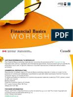 ACFC Financial Basics Presentation Deck Jan 2014 e