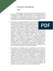 La situación política Equador