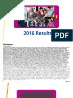 Aviva Plc 2016 Results