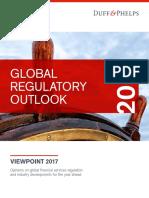 2017 Global Regulatory Outlook Viewpoint