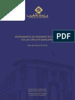 Instruments de paiement échangés à travers les circuits interbancaires statistiques arrêtées à fin 2014.pdf