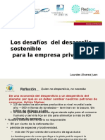 Asoprodem in 15 11 Xx Lourdes Alvarez Desafios Desarrollo Sostenible Empresa Privada
