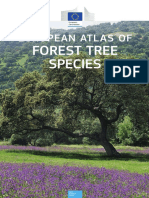 European Atlas of Forest Tree Species
