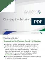 SABSA Introduction (2)