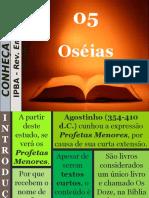 05 - Oséias